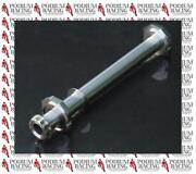 Ducati 899 959 Titanium Rear Axle With Spacers Nut And Washers Very Light Weight