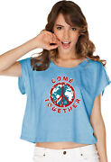 Buy Cool Shirts Ladies Peace T-shirt Come Together Boxy Tee