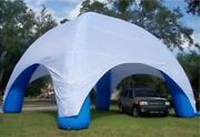 Inflatable Commercial Yard Lawn Patio Awning Marquee Spider Tailgating Tent New