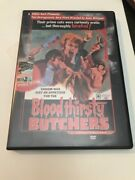 Bloodthirsty Butchers / Rats Are Coming, Werewolves Are Here - 2 Dvd - Color