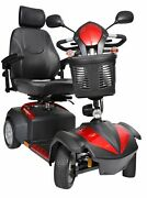 Drive Medical Ventura 4 Dlx Electric Power Mobility Scooter 18 And 20