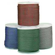 Vectrabraid Ultra Low Stretch Rope Vectran Core/polyester Cover Full Reel