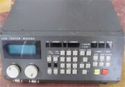 Used 1pc Mg208a Lcd Tester Tet Lcd Tested Mo