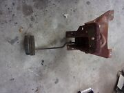 63 64 Ford Galaxie 500 Automatic Auto Transmission Brake Pedal W/ Mount Oem