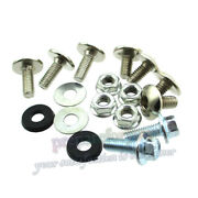 Crf110 Fairing Screw Set Pitbike Plastic Panel Bolts For Chinese Pit Dirt Bike