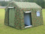 Air Tight Inflatable Family Camping Duck Blind Fishing Hunting Shanty Tent New