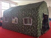Inflatable Family Camping Recreation Duck Blind Fishing Hunting Shanty Tent
