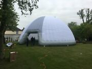 Inflatable Commercial Wedding Event Yard Lawn Patio Marquee Dome Tailgating Tent