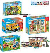 Playmobil City Life Sets - 6657 Hospital/5574 Mansion/5575 Pool And More- New