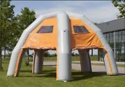Air Tight Inflatable Event Beach Yard Lawn Camping Gazebo Marquee Spider Tent