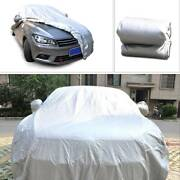 1pc Full Car Cover For Suv Truck Waterproof In Out Door Dust Uv Ray Rain Snow
