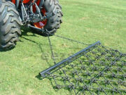 6-1/2and039 X 4and039 Multi Action Drag Chain Harrow - Overall 90 Long - 1/2