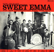 Lp New Orleansand039 Sweet Emma And Her Preservation Hall Jazz Band