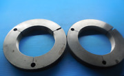 5 1/4 16 Ns 2 Thread Ring Gages 5.250 Go No Go P.d.and039s = 5.2094 And 5.2048 Tooling