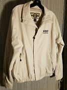 Never Used Antique Zippo Custom Collectible North End All Climate Wear Jacket M