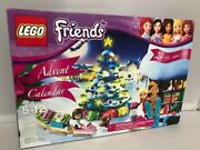 Lego - Friends Advent Calendar 3316 212 Pcs. 24 Gifts, 2012 New/other