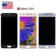 For Tracfone Samsung Galaxy J7 Crown S767vl Sms767vl Lcd Display Touch Screen Us