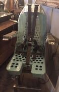 Airplane Captains Seat Pilots Seat Aircraft Airplane Chair