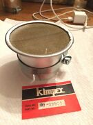 Kimpex 36-38 Mm Ram Tube Mikuni 36-38mm Carb Aluminum With Brass Screen Nos