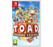 Nintendo Switch Switch Captain Toad Treasure Tracker Video Game - Currys