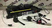 Hme Pro850 Complete Wireless Intercom, 2 Belt Packs And 3 Headsets Incl.