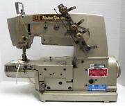 Union Special 34700 Kc Coverstitch 2-needle 1/4 Gauge Sewing Machine Head Only