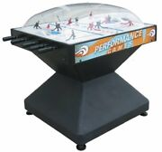 Ice Boxx Deluxe Dome Bubble Hockey Game Table By Performance Games Man Cavenew
