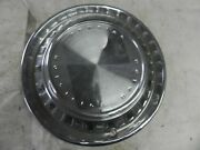 1960 Pontiac 14 Inch Hub Cap Wheel Cover Cool Wow Has Some Dings Vintage Auto