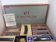 K-line K-1801 Southern Pacific Limited Train Set