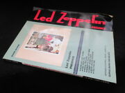 Led Zeppelin Presence Japan Band Score Song Book Guitar Tab Tablature Jimmy Page