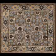Antique Khotan Rug 3and0399 X 4and039