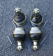 Maserati Merak Bora Front Upper And Lower Ball Joint Set 4 Ball Joints Total