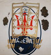 Maserati Mexico Indy 4.7 4.9 Ss Engine Chain Tensioner Guide Head Gasket Kit