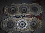2000 Yamaha Outboard 150 Hp Cylinder Heads Both Included 6g5-11111-04-1s