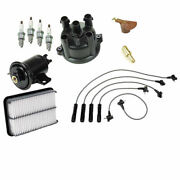 Tune Up Kit Toyota Pick Up Truck 89-92 22r Distributor Cap Rotor Fuel Air Filter