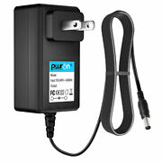 Pwron Ac Dc Adapter For Netgear Dgn2000-100nas Dgnd3300-100nas Power Supply Cord