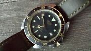 Vintage Heuer Refrence 980.021 Diver Watch From The Early 1980's
