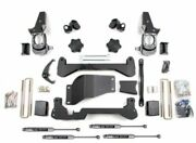 Bds Suspension 192h Lift Kit 4-1/2 For 01-06 Chevy/gmc 1500/2500/suvand039s