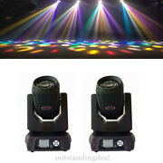 350w 17r Sharpy Beam Moving Head Light Stage Strong Beam Light With Flightcase
