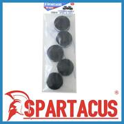 5x Spartacus Sp109 Spool And Double Line 1.5mm X 5m Fits Various Brands And Models