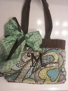 Thirty-one Demi Purse With Scarf