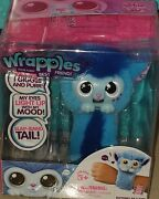 Wrapples Little Live Skyo 50+ Sounds And Reactions Hot Toy 2018 Blue Interactive