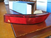 Nos Oem Ford Mercury Cougar Reflector Tail Light Brake Red E5wy-13380-a
