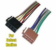 Car Stereo Radio Replacement Wire Harness Plug For Select Planet Audio Radios