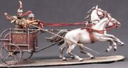Tin Toy Soldiers Elite Painted 54 Mm Chariot