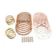 Replacement Clutch Disc Steel Friction Ring Kit 71-84 Harley Sportster Ironhead