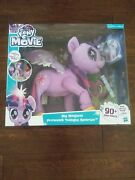 New My Little Pony The Movie My Magical Princess Twilight Sparkle Factory Sealed