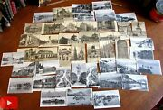 Northern Italy Lakes Milan Postcards Lot X 45 Old C.1915-30's Views