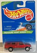 Hot Wheels 1996 Treasure Hunt Dodge Ram 1500 W/real Riders 11 Of 12 - Le / 25k