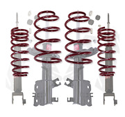 Kyb 4 Struts Shocks And Lowering Springs Fits Nissan Altima Coupe 08 09 -12 952105